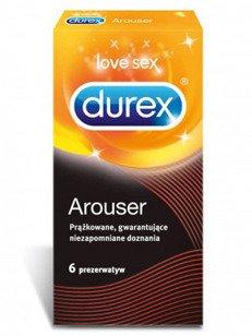 Arouser - prążkowane (6 szt.)