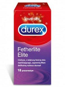 Fetherlite Elite - intymna ochrona (18 szt.)