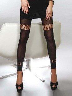 Irem - legginsy z modnymi wstawkami