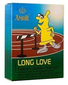 Long Love - przedłużające stosunek (3 szt.)