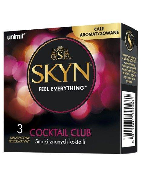 Cocktail - smaki znanych koktajli (3 szt.) -