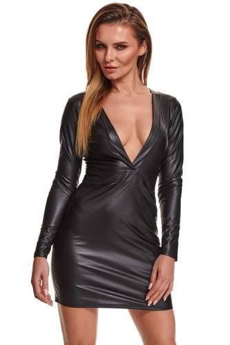 BRGianna001 - sukienka czarna / BlackRose 2.0